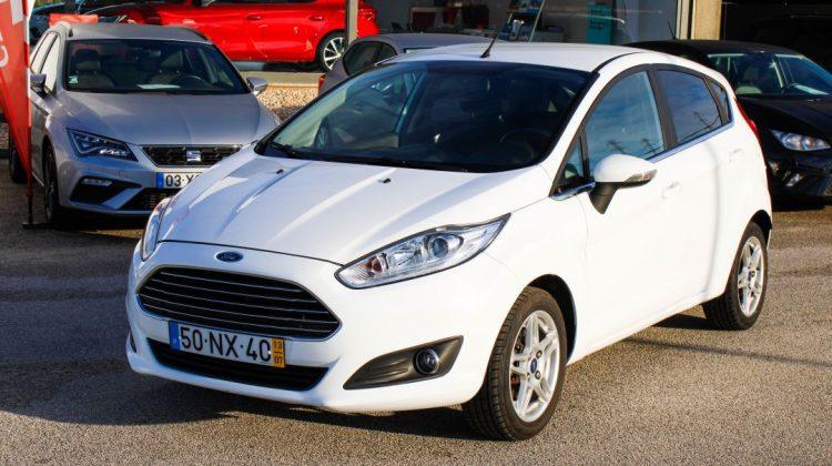 Ford Fiesta 1.5 TDCi Titanium 21