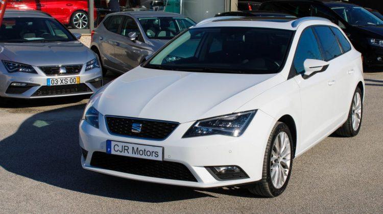 SEAT Leon ST 1.6 TDi Style Ecomotive 32