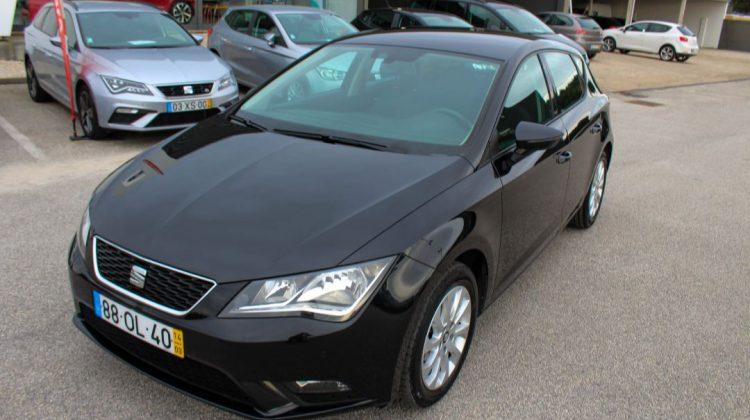 SEAT Leon 1.6 TDi E Eco.Style StartStop 4