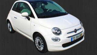 Fiat 500 1.2 Lounge 1