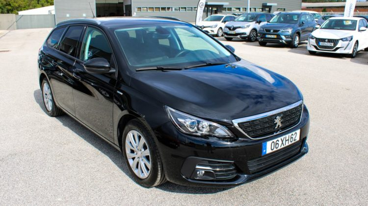 Peugeot 308 SW 1.5 BlueHDi Style 1