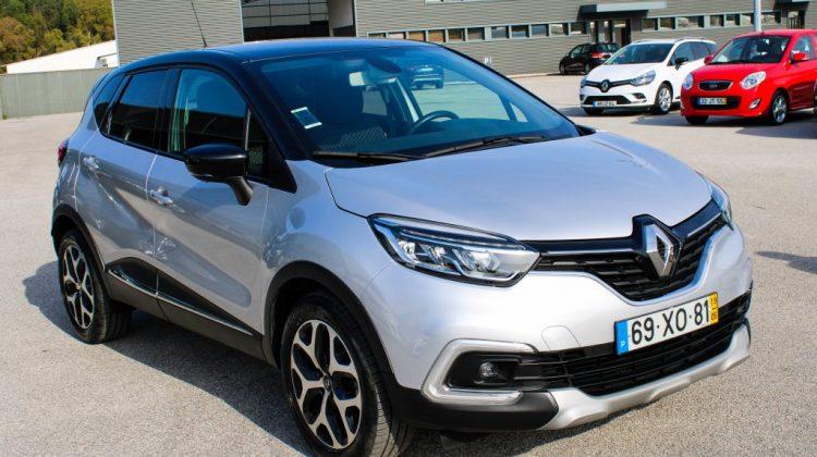 Renault Captur 0.9 TCE Exclusive 20