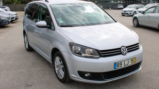 VW Touran 1.6 TDi Blue.Confortline 7L 1