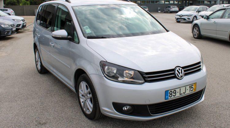 VW Touran 1.6 TDi Blue.Confortline 7L 1