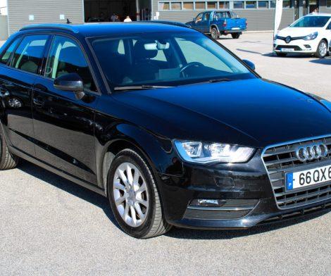 Audi A3 Sportback 1.6 TDi Attraction 1