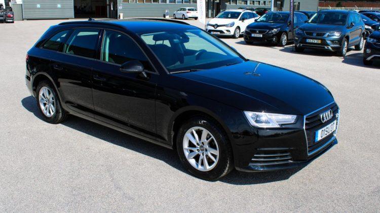 Audi A4 Avant 2.0 TDi Advance 38