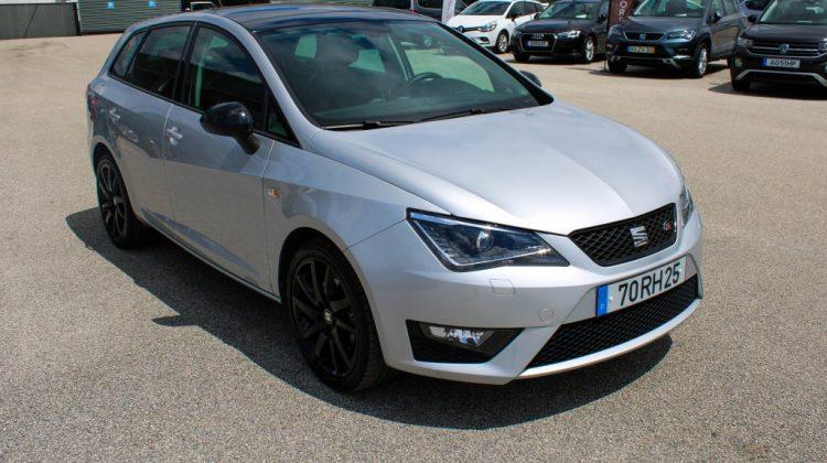 SEAT Ibiza ST 1.2 TSi FR 1