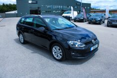 VW Golf Variant 1.6 TDi GPS Edition Frotas 1