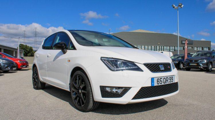 SEAT Ibiza SC 1.0 EcoTSI FR 2 1